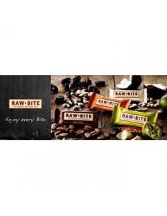 RawBite sirove energetske pločice