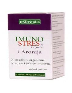 Darvitalis Imunostres kapsule Vitamini i Aronija