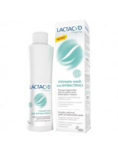 Lactacyd with Antibacterials Gel za pranje