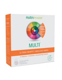 Nutripharm Multi šumeće tablete