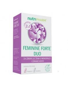 Nutripharm Feminine Forte Duo