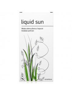 Liquid Sun - Mlada zelena pšenica kapsule