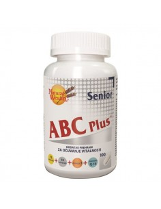 Natural Wealth ABC Plus Senior tablete
