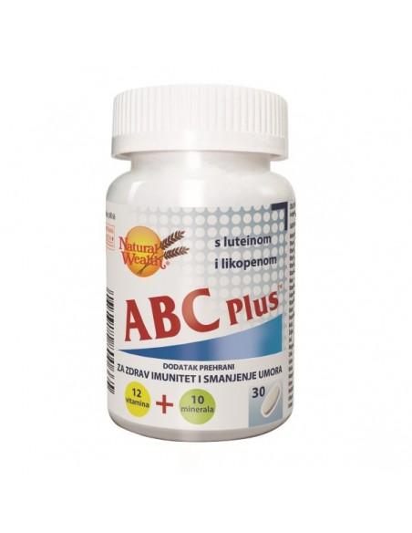 Natural Wealth ABC Plus vitamini