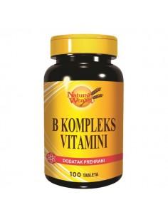 Natural Wealth B kompleks tablete