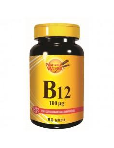 Natural Wealth Vitamin B12 tablete