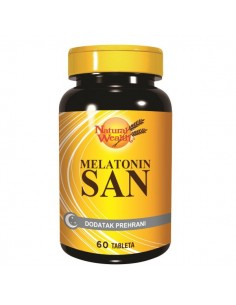 Natural Wealth Melatonin San tablete