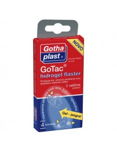 Gothaplast GoTac Hidrogel flaster