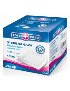 Lola Care Sterilna gaza 1/4 metra