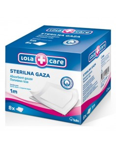 Lola Care Sterilna gaza 1 metar