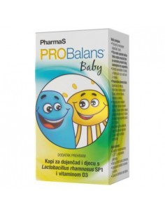PharmaS PROBalans Baby kapi