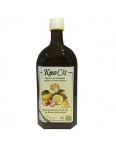 KnoCit Napitak od češnjaka i limuna
