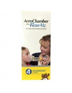 Flow-Vu Aerochamber Plus s dječjom maskom