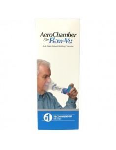 Flow-Vu Aerochamber Plus s velikom maskom