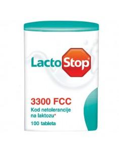 Lactostop 3300 FCC tablete