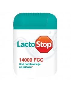 Lactostop 14000 FCC tablete