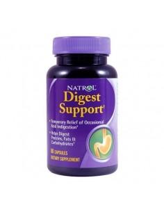 Natrol Digest Support Probavni enzimi kapsule