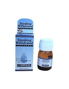 Homeolab Smoking Withdrawal Support