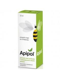 Apipharma Apipol propolis kapi s eteričnim uljima