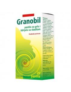 Dr. Grandel Granobil Pastile