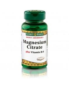 Nature's Bounty Magnezij Citrat + Vitamin B6