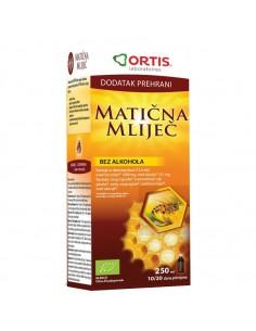 Ortis Matična mliječ forte Bio