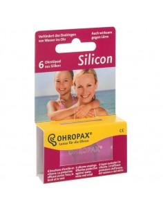 Ohropax Silicon Čepići za uši