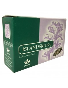 Suban Islandski lišaj čaj