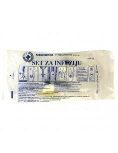 Set za infuziju + filter Medicina trgovina