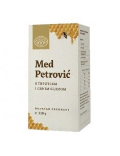 Radovan Petrović Med Petrović s trputcem i crnim sljezom
