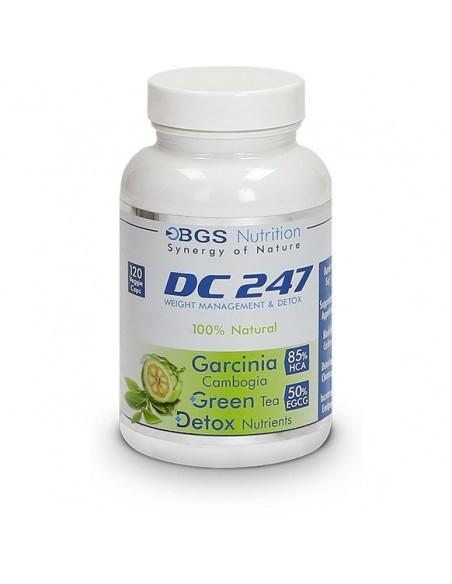 BGS Nutrition DC 247 kapsule