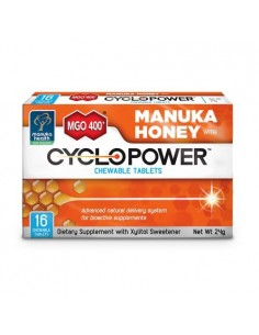 Manuka Cyclopower Tablete za žvakanje