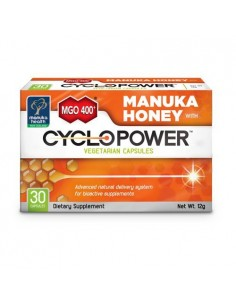 Manuka Cyclopower Kapsule